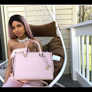 $348 Michael Kors Handbag Purse Kellen MK Bag